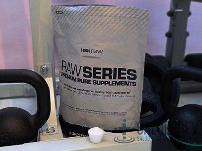 creatina monohidrato HSN raw