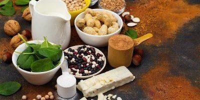 mejores proteínas veganas
