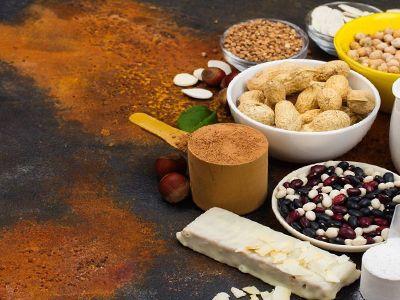 Mejor proteina vegana del mercado