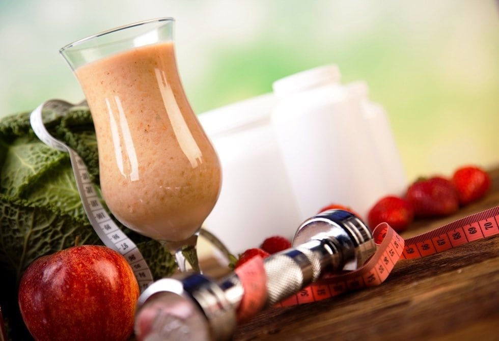 Suplementos proteicos veganos