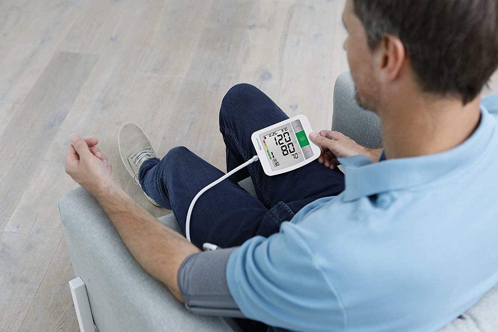 Tensiómetros de brazo Medisana