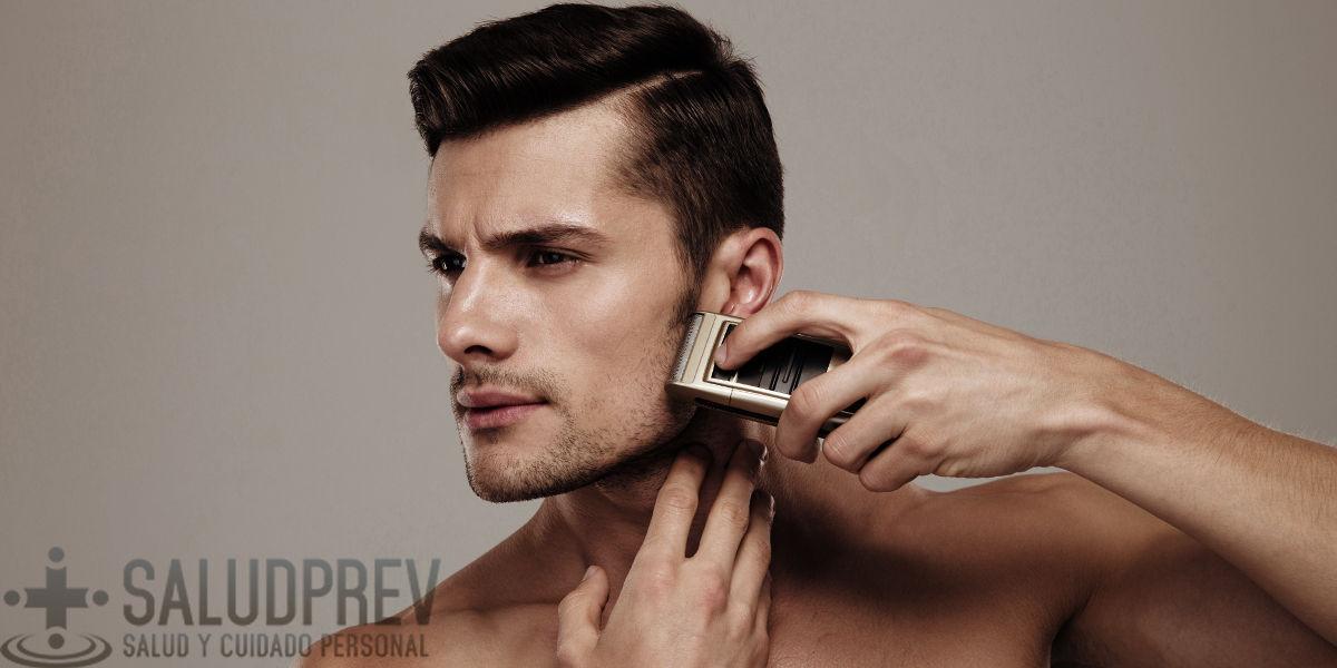 Cómo afeitarse con máquina eléctrica sin irritación