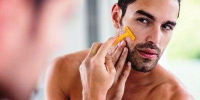 como perfilar la barba en casa