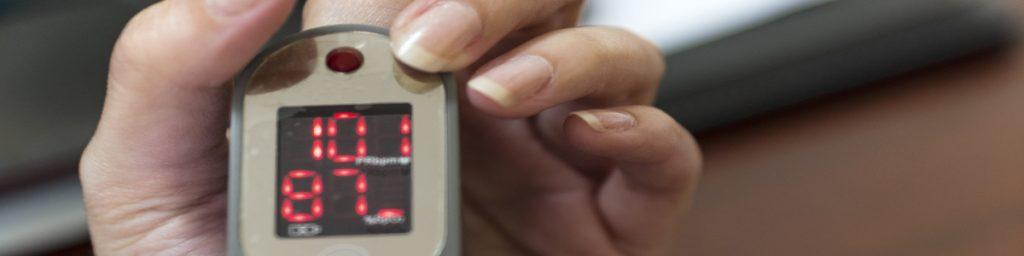 Medidores y monitores de salud