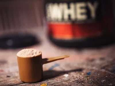 Qué contiene la proteína whey