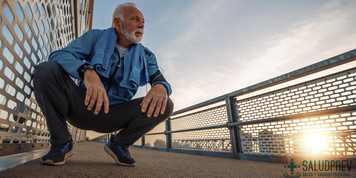 Acelerar el metabolismo en ancianos