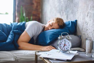 Dormir para acelerar el metabolismo