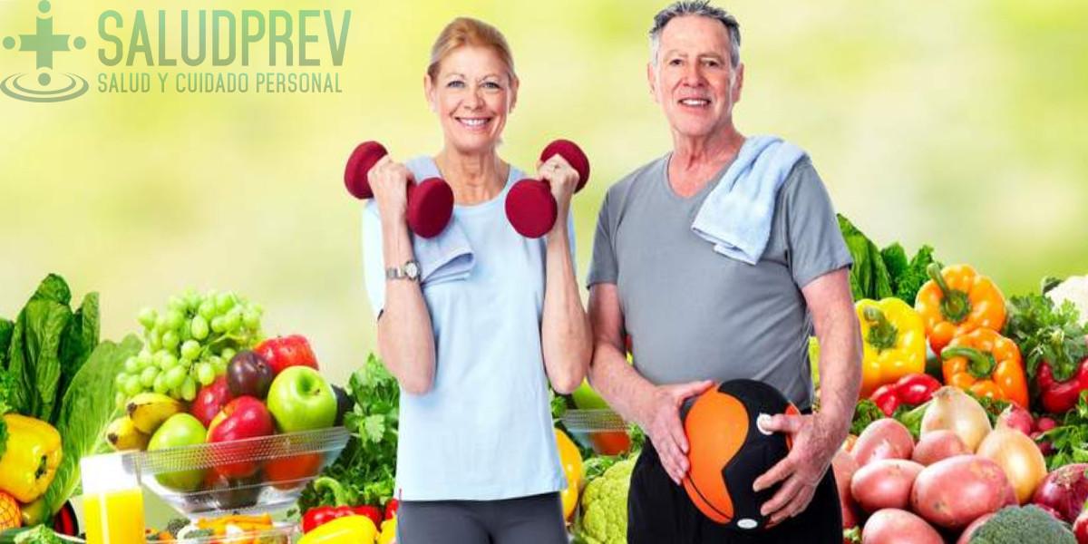 Proteínas y ejercicio en la Sarcopenia